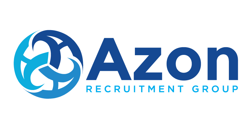 Azon Recruitment Group | Logo | Transparent