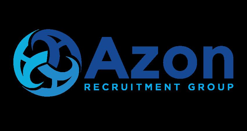 Azon Recruitment Group   Logo   Transparent